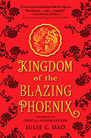 Buy Kingdom Of The Blazing Phoenix from Book Warehouse