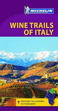 Green Guide Wine Regions of Italy