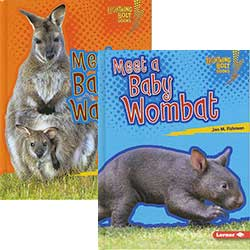 Baby Australian Animals: Set of 6 Books