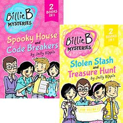 Playground Detectives: TWO Billie B Mysteries! - Set of 2