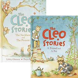 The Cleo Stories - Set of 3