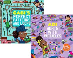 Buy Code Play - Set of 4 Books from BooksDirect