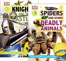 Buy DK Reads - Set of 5 from BooksDirect