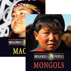 Indigenous Peoples - Set of 2