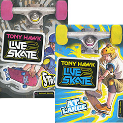 Tony Hawk Live 2 Skate - Set of 11