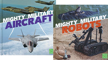 Buy Military Machines On Duty - Set of 4 from BooksDirect