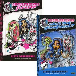 Monster High - Set of 6