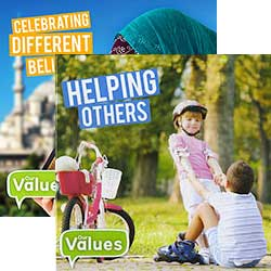 Our Values - Set of 12