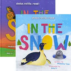 Shake, Rattle & Read - Set of 4