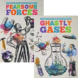 Buy Strange Science and Explosive Experiments - Set of 6 from BooksDirect