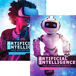 The World of Artificial Intelligence Set of 4