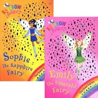 Rainbow Magic - Jewel Fairies - Set of 7