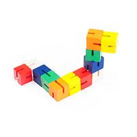 Wooden Stick Puzzle
