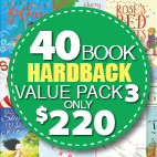 Value Pack 3 Hardback 40 Books